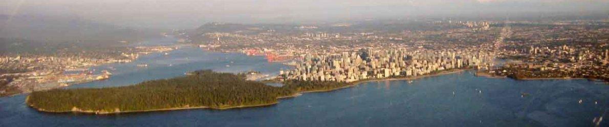 Kanada - Bitish Columbia - Vancouver
