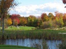 Kanada - New Brunswick - Golfclub Maplewood