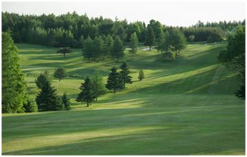 Kanada - New Brunswick - Golfclub St Ignace