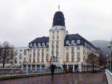 Rheinland-Pfalz - Bad Neuenahr-Ahrweiler - Steigenberger Hotel