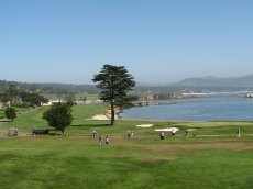 Pebble Beach Golf Links - Kalifornien - USA