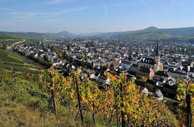 Rheinland-Pfalz - Bad Neuenahr-Ahrweiler - Skulpturenweg