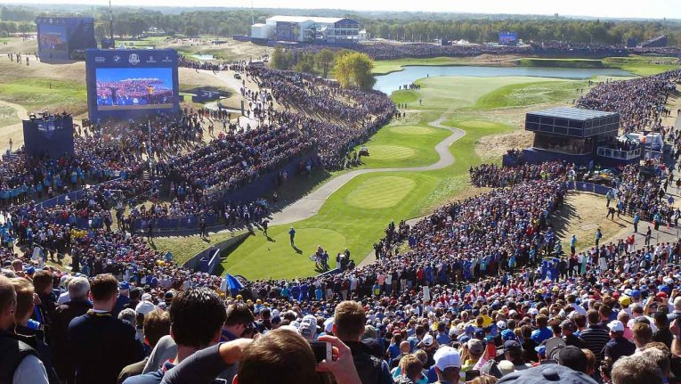 Ryder Cup 2018 - at Le Golf National in France
