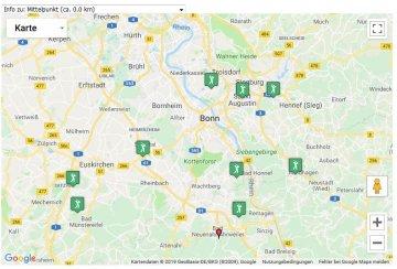 Rheinland-Pfalz - Bad Neuenahr-Ahrweiler - Golfclubs