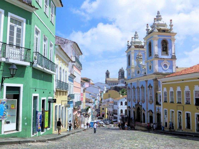 Brasilien - Bahia
