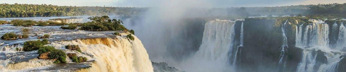 Brasilien - Wasserfälle Iguacu