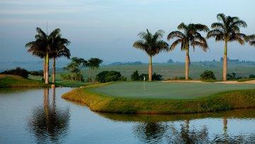 Brasilien - Golfclub Boa Vista