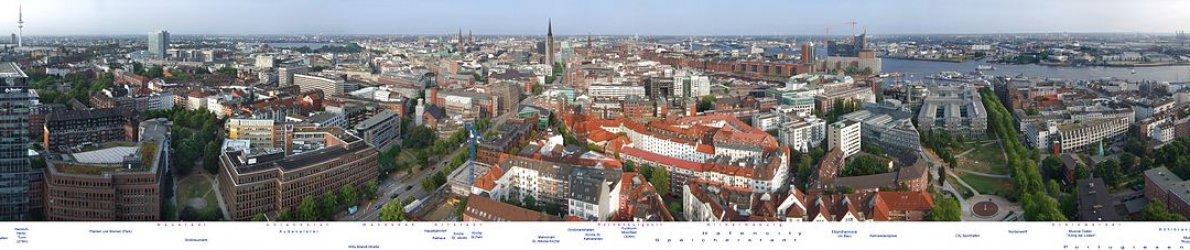 Hamburg - Panorama