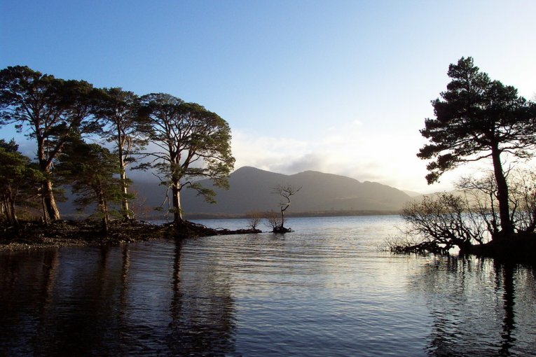 Irland - Killarney Lakes