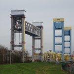Hamburg - Kattwykbrücke