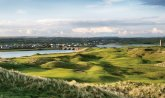 Irland - Lahinch-Golfplatz, Grafschaft Clare