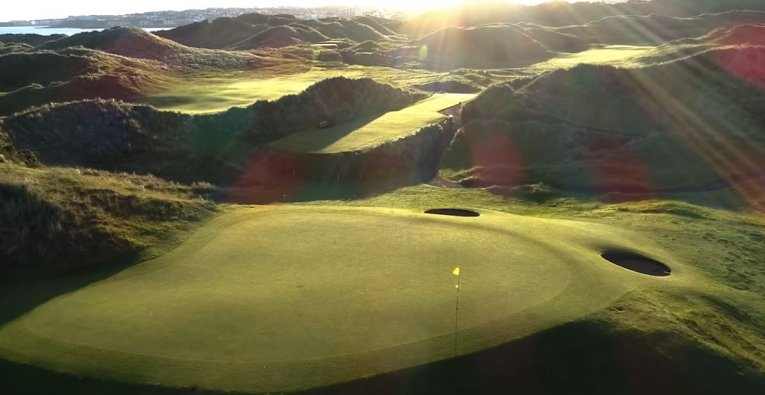 Irland - Portstewart Golf Club, Grafschaft Londonderry