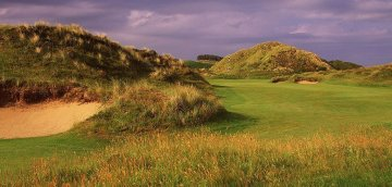 Irland - Royal County Down Golf Club
