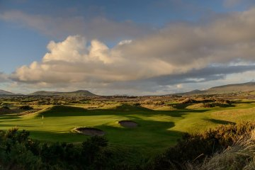 Irland - Waterville Golf Links, Grafschaft Kerry