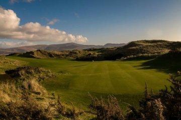 Irland - Waterville Golf Links, Grafschaft Kerry