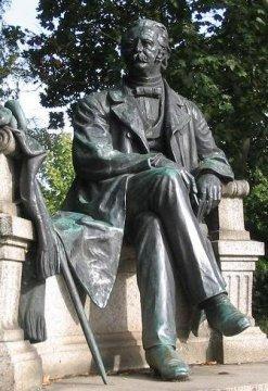 Denkmal Theodor Fontane