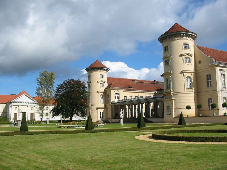 Berlin - Schloss Reinsberg