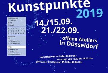 Kunstpunkte Düsseldorf 2019