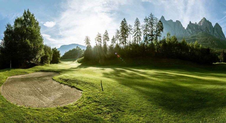 Golfclub St. Vigil in Südtirol - Italien