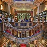 Buchhandlung -Porto - Portugal