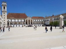 Coimbra - Portugal - Universität