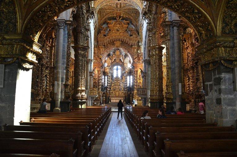 Igreja de São Franciscos - Evora - Alentejo - Portugal