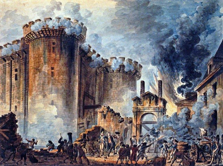 Frankreich - Bastille
