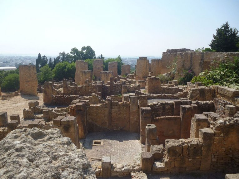 Tunesien - Karthago