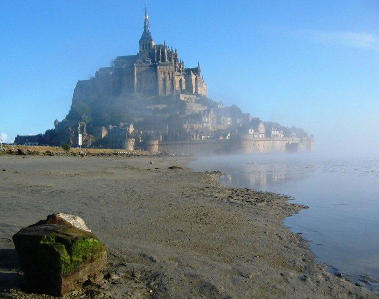 Frankreich - Normandie -Mont Saint Michel