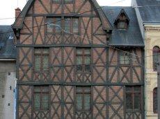 Frankreich - Centre - Wohnhaus Jeanne d'Arc