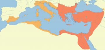 Tunesien - Exarchate
