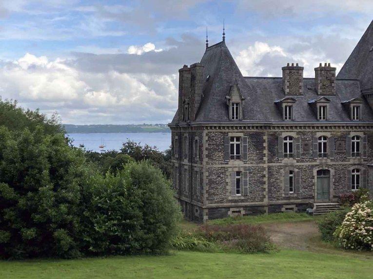Château Keromnès - Golf de Carantec - Bretagne