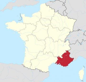 Frankreich - Provence - Alpes Côte d'Azur