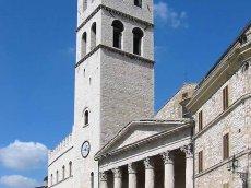 Italien - Umbrien und Marken - Assisi