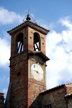 Italien - Umbrien und Marken - Citerna