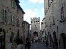 Italien - Umbrien und Marken - Montefalco