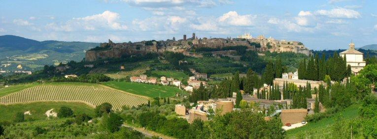 Italien - Umbrien und Marken - Orvieto