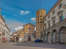 Italien - Umbrien und Marken - Perugia