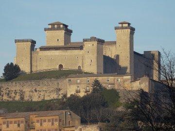 Italien - Umbrien und Marken - Spoleto
