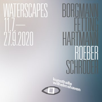 Katrin Roeber - Waterscapes