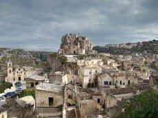 Italien - Apulien - Matera