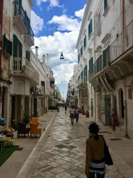 Italien - Apulien - Pogliano a Mare