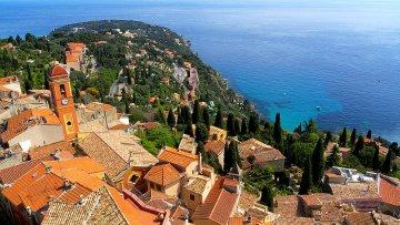 Frankreich - Côte d'Azur