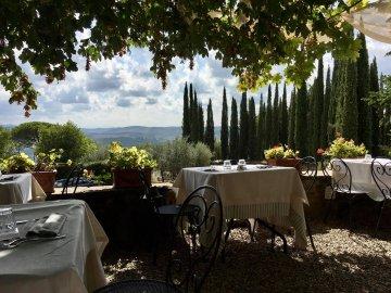 Italien - Toskana - Castello di Fonterutoli