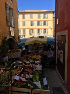 Frankreich - Provence - Valbonne