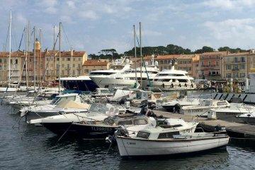 Frankreich - Provence - St. Tropez