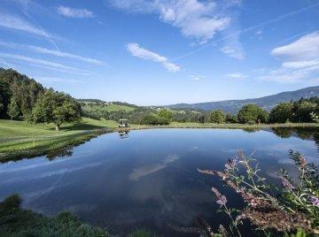 Italien - Südtirol - Golfclub St.Vigil Seis