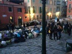 Italien - Vendig - Acqua alta