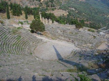 Griechenland - Delphi