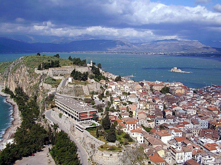 Griechenland - Peloponnes - Nafplio